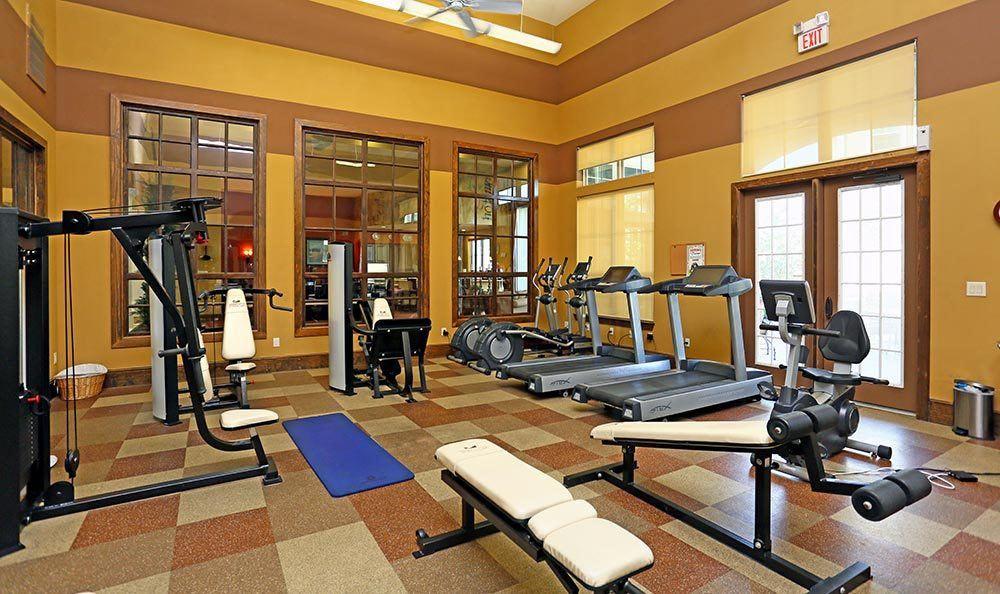 Fitness Center League City Apartments Apartment Luxe